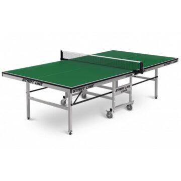 Теннисный стол Leader зеленый
