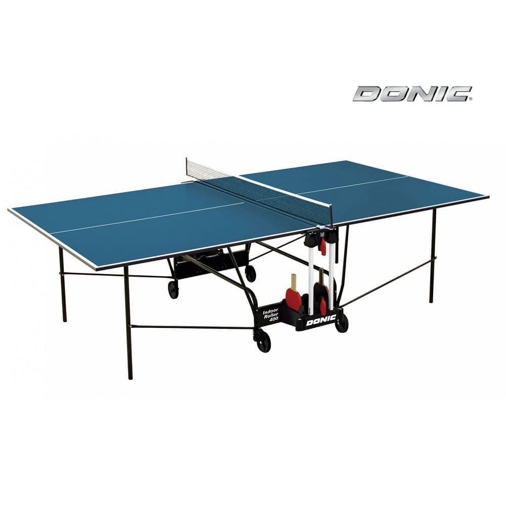 Теннисный стол Donic Indoor Roller 400 1
