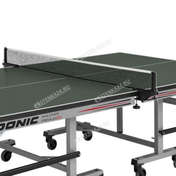 Теннисный стол Donic Waldner Premium 30 зеленый 1