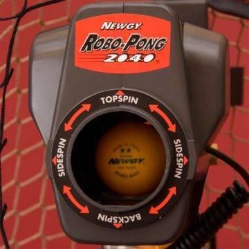 Робот настольный DONIC NEWGY ROBO-PONG 2040.2