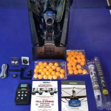 Робот настольный DONIC NEWGY ROBO-PONG 2055.4