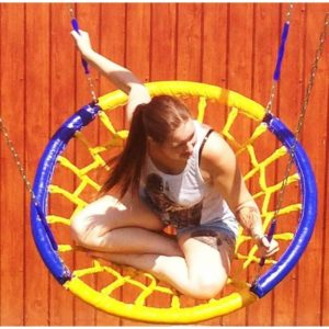 Качели-гнездо (диаметр 1,0 метр)