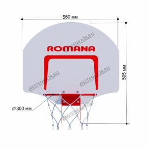 Щит баскетбольный 2