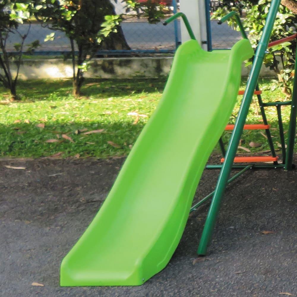 Детский комплекс с горкой GBN-02 4