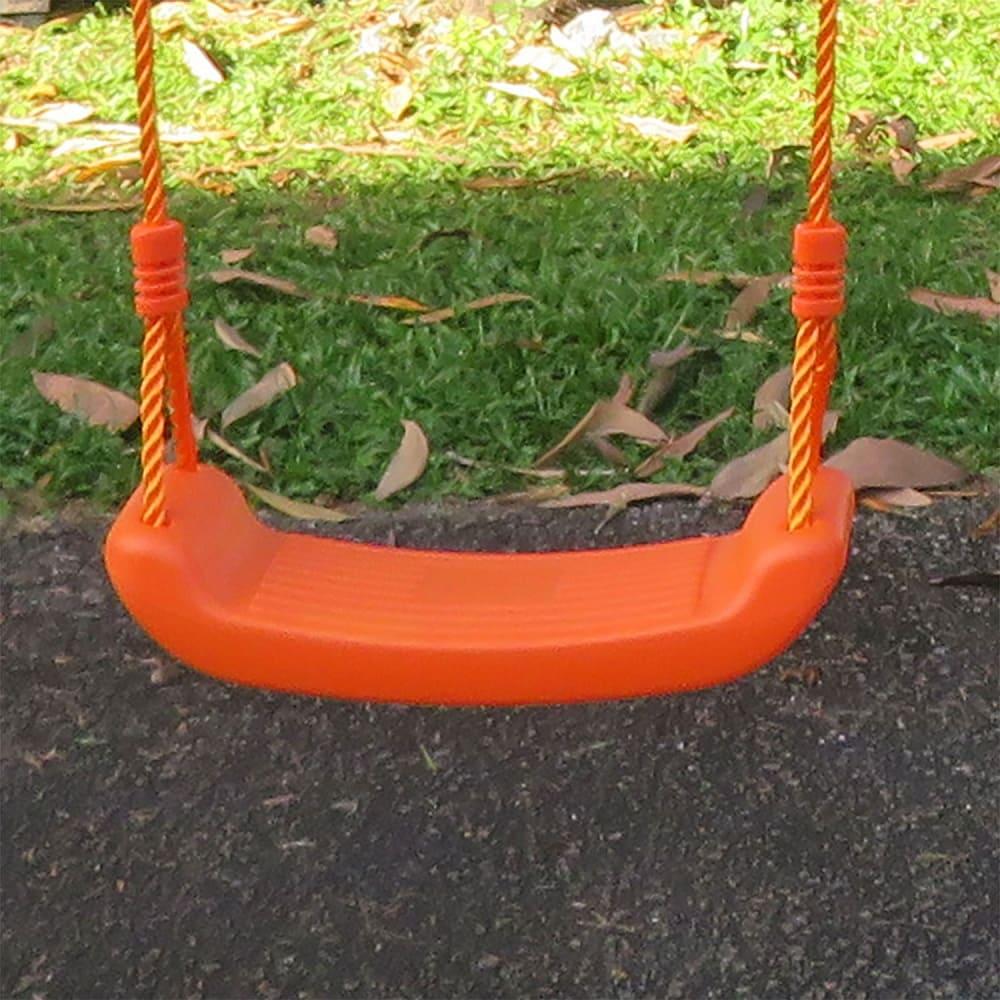 Детский комплекс качеля пластиковая
