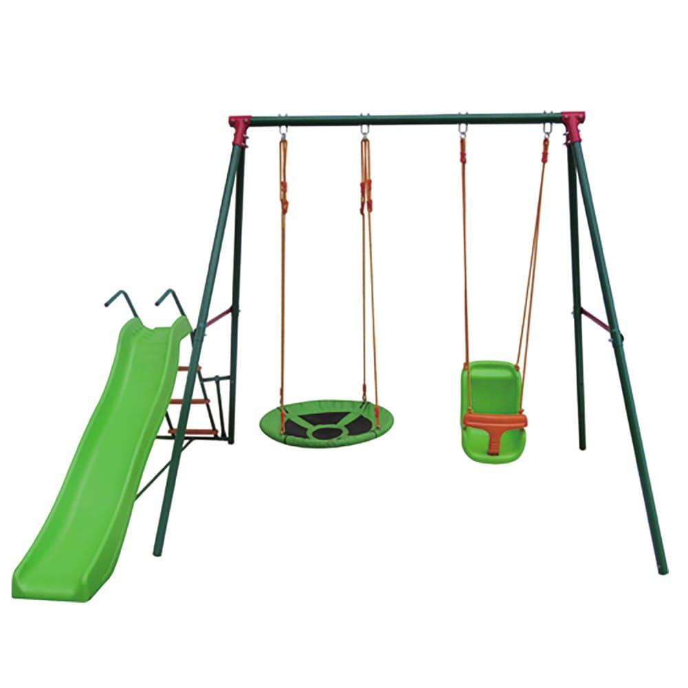 Детский комплекс c горкой RBS-02