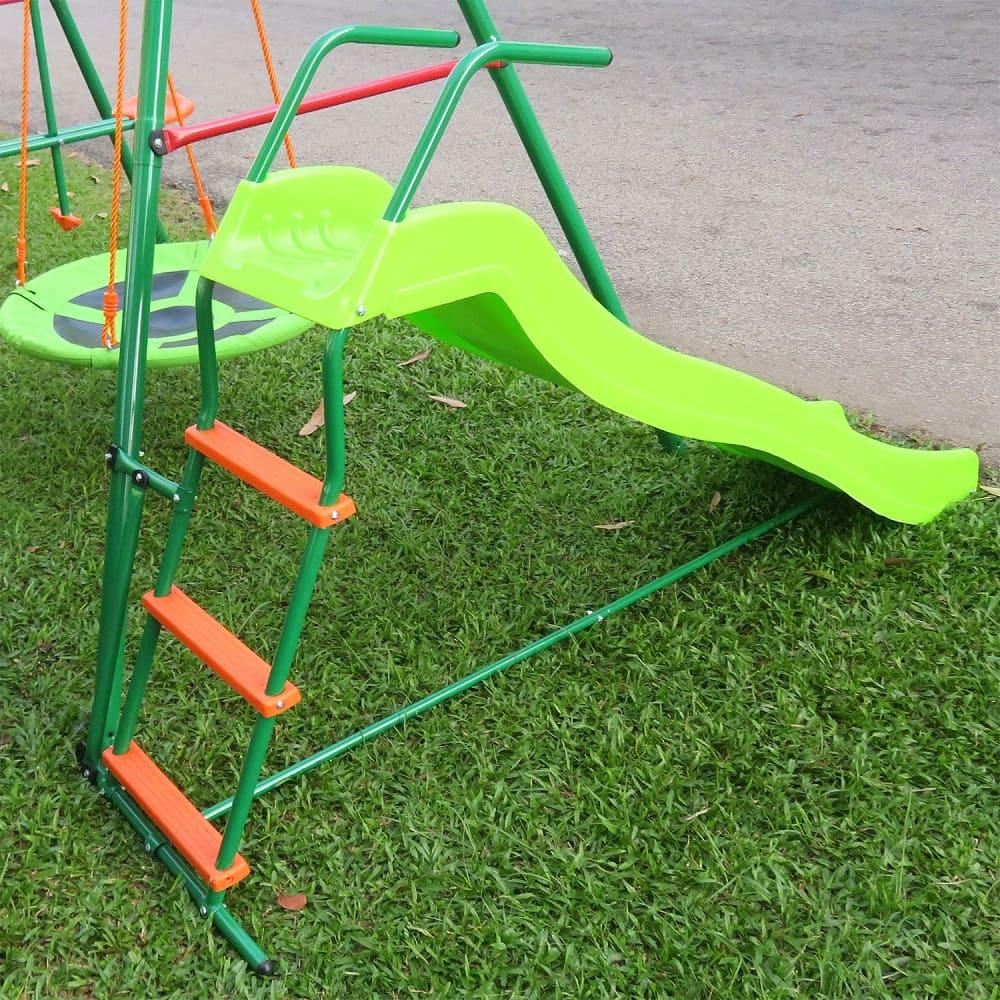 Детский комплекс c горкой RGN-03 2