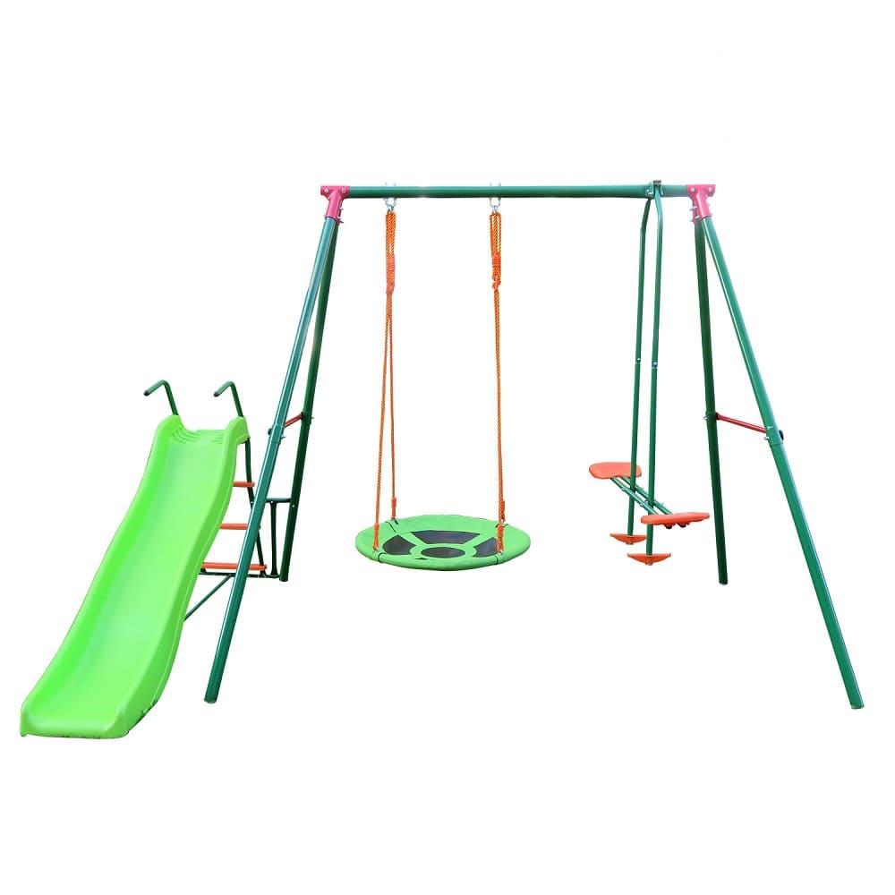 Детский комплекс c горкой RGN-03