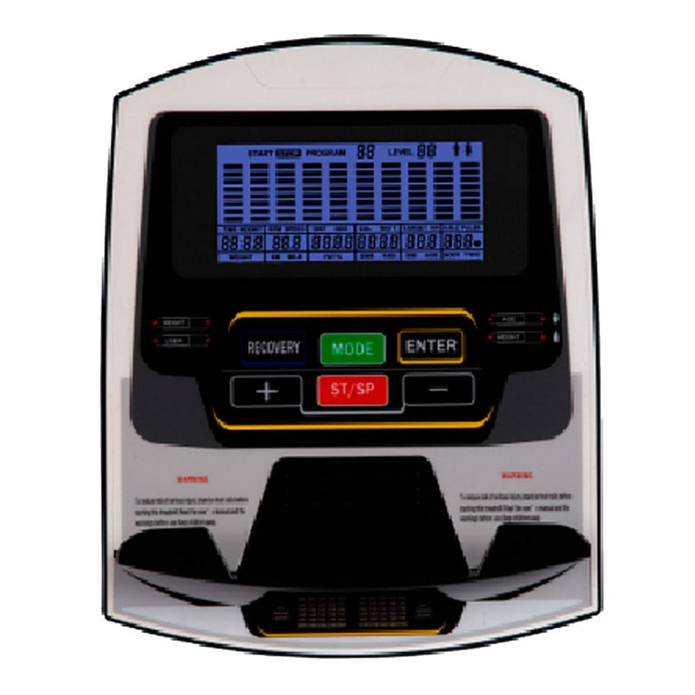 Эллиптический тренажер DFC E95302 8