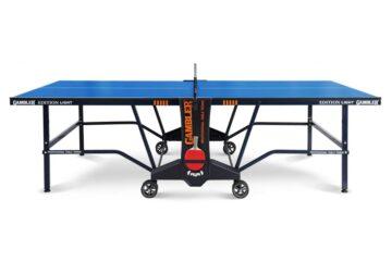 Теннисный стол EDITION Light blue 4