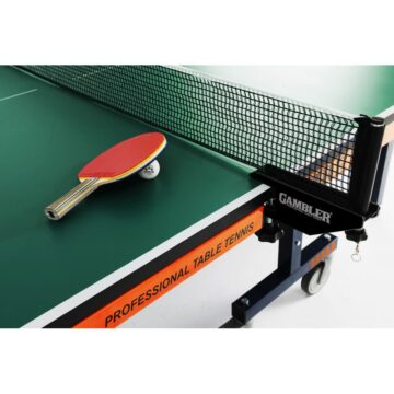 Теннисный стол FIRE green 4